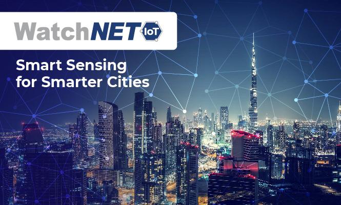 Smart Sensing for Smarter Cities